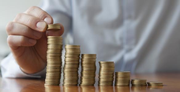 Kleingeld einzahlen und wechseln