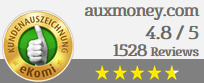 Auxmoney Kredit befristeter Arbeitsvertrag innerhalb der Probezeit
