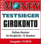 DKB Girokonto Auszeichnung