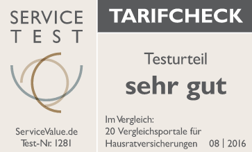 Testurteil Tarifcheck